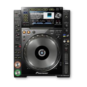Pioneer CDJ NXS Top